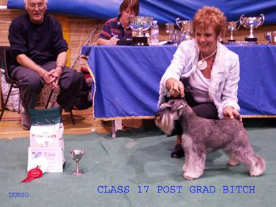 Post Graduate Bitch